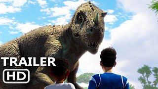 JURASSIC WORLD CAMP CRETACEOUS Season 2 Trailer 2020 Animation Netflix Series HD
