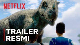 Jurassic World Camp Cretaceous Season 2  Trailer Resmi  Netflix