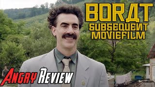 Borat Subsequent Moviefilm 2020  Angry Movie Review