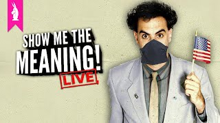Borat Subsequent Moviefilm 2020  Beautiful Podcast on Three Guys Talk About Movie