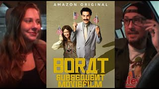 Borat Subsequent Moviefilm  Midnight Screenings Review