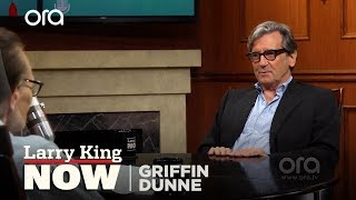 Griffin Dunne on his father Dominick Dunne