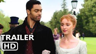 BRIDGERTON Trailer 2 2020 Phoebe Dynevor Julie Andrews Netflix Drama Series