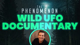 THE PHENOMENON 2020  Interview With JAMES FOX the UFO Enthusiast Director