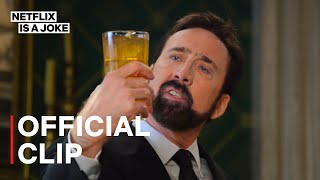 Nicolas Cage Reveals A Secret Code for Swearing  History of Swear Words
