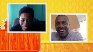 Young Idris Sammy Kamara interviews Idris Elba about his childhood  In The Long Run 3  Sky One