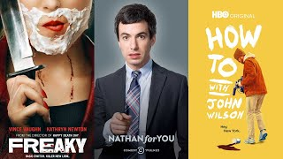Quickie Freaky Nathan for You How To with John Wilson