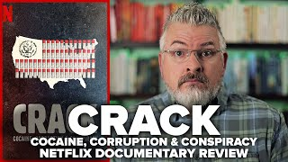 Crack Cocaine Corruption  Conspiracy 2021 Netflix Documentary Review
