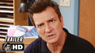 THE ROOKIE Season 3 Official First Look Trailer HD Nathan Fillion