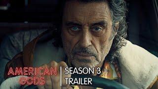 Official Trailer  American Gods  Season 3