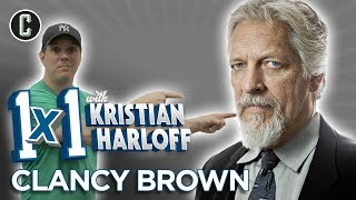 Actor Clancy Brown Interview 1 X 1 WITH KRISTIAN HARLOFF