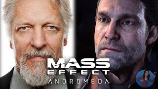 Mass Effect Andromeda  Actor Clancy Brown as Alec Ryder  BIOWARE VOICES