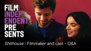 SHITHOUSE  Drivein QA  Cooper Raiff Jay Duplass Dylan Gelula  Film Independent Presents