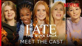 Meet the Cast of Fate The Winx Saga  Netflix