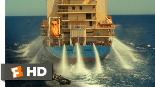 Captain Phillips 2013  Hit the Hoses Scene 210  Movieclips
