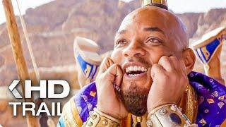 ALADDIN  6 Minutes Trailers 2019