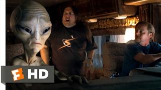 Paul 2011  Spaz Attack Scene 110  Movieclips