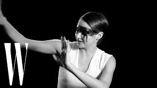 Shailene Woodley on The Spectacular Now and The Descendants Bikini  Screen Tests  W Magazine