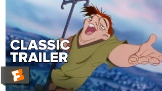 The Hunchback of Notre Dame 1996 Trailer 1  Movieclips Classic Trailers