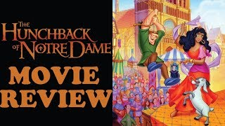 The Hunchback of Notre Dame 1996 Movie Review  Is Frollo the Best Disney Villain