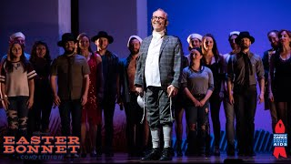 Broadway in Yiddish  Joel Grey and Fiddler on the Roof at Easter Bonnet Competition 2019
