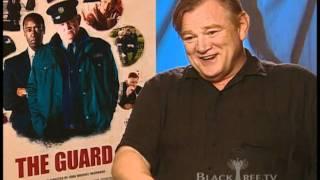 The Guard interview w Brendan Gleeson