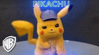Meet the Stars of Detective Pikachu  POKMON Detective Pikachu  Now Playing in Theaters  WB Kids