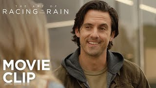 The Art of Racing in the Rain  First Impressions of Eve Clip  20th Century FOX