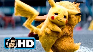 DETECTIVE PIKACHU  All Clips Trailers  BRoll 2019 Pokemon