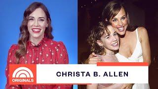 13 Going on 30 Christa B Allen Talks Jennifer Garner and Ariana Grandes Video  TODAY Originals