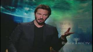 The Day The Earth Stood Still  Keanu Reeves