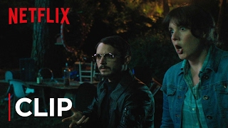 I Dont Feel at Home in This World Anymore  Clip Deez Nuts HD  Netflix