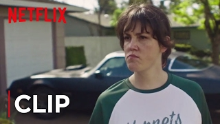 I Dont Feel at Home in This World Anymore  Clip Dog Poop HD  Netflix
