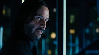 John Wick 3 Official Trailer 2019  Keanu Reeves Halle Berry Laurence Fishburne