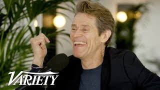Willem Dafoe on filming The Lighthouse with Robert Pattinson