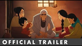 THE BREADWINNER  Official Trailer  Dir by Nora Twomey and executive prod Angelina Jolie