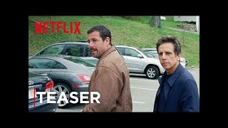 The Meyerowitz Stories New and Selected  Teaser HD  Netflix