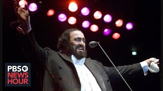 The life and legacy of opera star Luciano Pavarotti according to Ron Howard