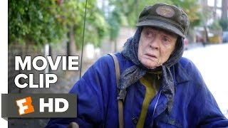 The Lady in the Van Movie CLIP  A Push Uphill 2015  Alex Jennings Maggie Smith Drama HD