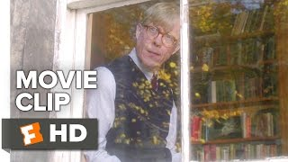 The Lady in the Van Movie CLIP  Ive Had Guidance 2015  Maggie Smith Alex Jennings Movie HD