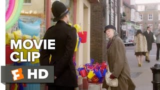 The Lady in the Van Movie CLIP  Im Minding My Own Business 2015  Maggie Smith Drama Movie HD
