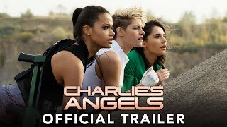 CHARLIES ANGELS  Official Trailer HD