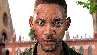 GEMINI MAN Trailer 2019 Will Smith Action Movie