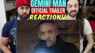 GEMINI MAN  Official TRAILER REACTION