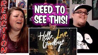Official Trailer  Hello Love Goodbye  Kathryn Bernardo Alden Richards REACTION