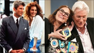 The Cast of Pretty Woman Then and Now
