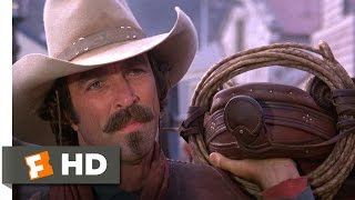 Quigley Down Under 111 Movie CLIP  Meeting Crazy Cora 1990 HD