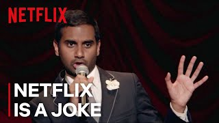 Aziz Ansari Buried Alive  Black Dudes are Blown Away by Magic Tricks  Netflix Is A Joke