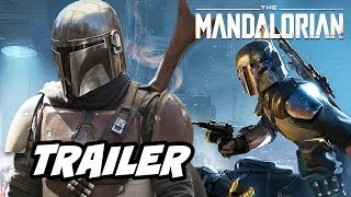 Star Wars The Mandalorian Trailer and Season 2 Episode News Breakdown