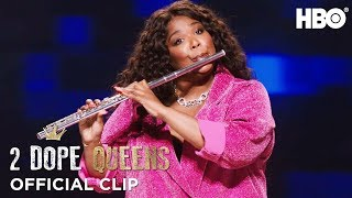Lizzos Flute  Twerk Lesson  2 Dope Queens  Season 2